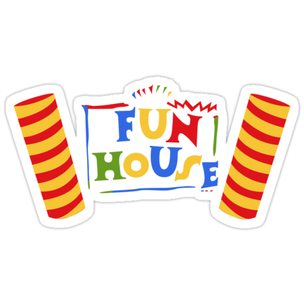 Fun House by Scott Weston