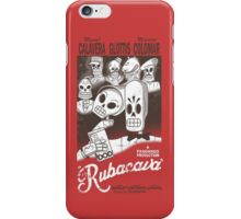 Rubacava iPhone Case/Skin