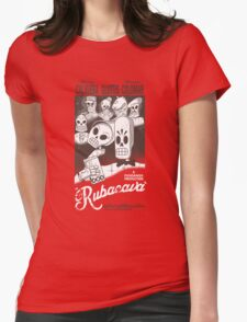 Rubacava Womens Fitted T-Shirt