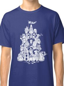 Day at the Mansion Classic T-Shirt