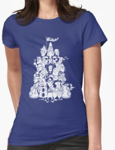 Day at the Mansion Womens T-Shirt