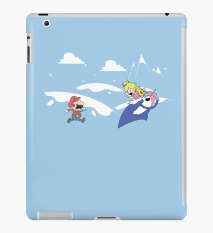 Mario's Adventure iPad Case/Skin