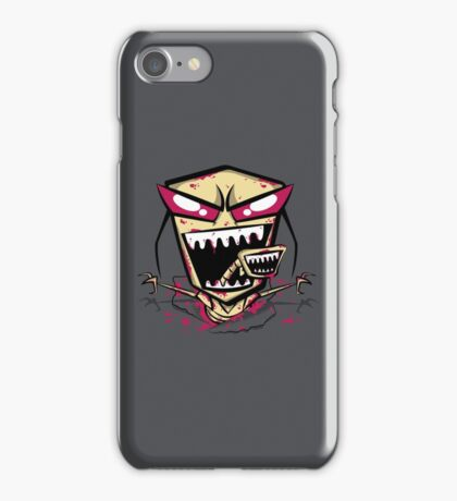 Chest burst of Doom iPhone Case/Skin