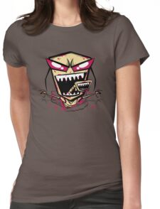 Chest burst of Doom Womens Fitted T-Shirt
