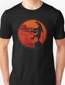 The Karate Dog  T-Shirt
