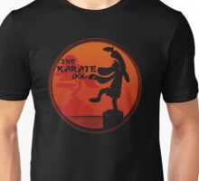 The Karate Dog  Unisex T-Shirt