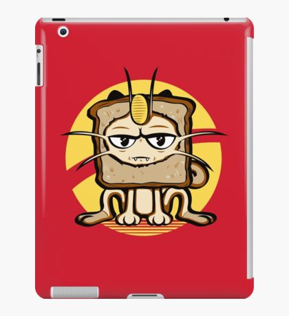 Meowth Breading iPad Case/Skin