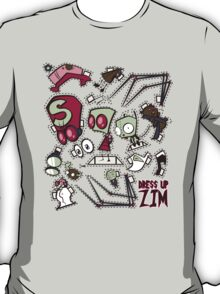Dress up Zim T-Shirt