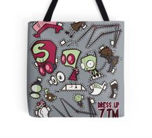 Dress up Zim Tote Bag