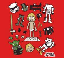 Dress up Luke One Piece - Long Sleeve