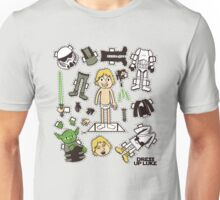Dress up Luke Unisex T-Shirt
