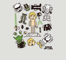 Dress up Luke Unisex T-Shirt