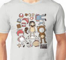 Dress up Mario Unisex T-Shirt