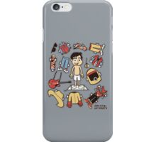Dress up Marty iPhone Case/Skin