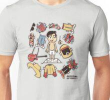 Dress up Marty Unisex T-Shirt