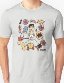 Dress up Marty T-Shirt