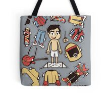 Dress up Marty Tote Bag