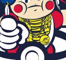 Mr M Sticker