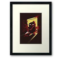 Psychoduck Framed Print
