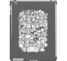 Super 16 bit iPad Case/Skin