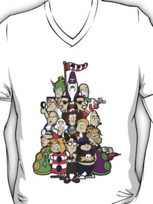 Day at the Mansion in colour! T-Shirt