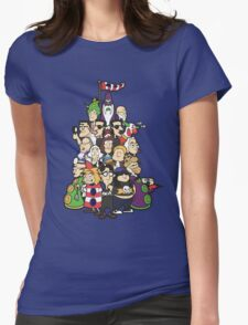 Day at the Mansion in colour! Womens T-Shirt