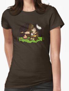 Roast Kazooie Womens Fitted T-Shirt