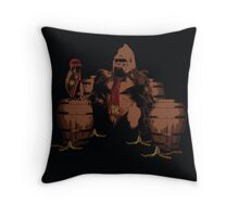These are our bananas! Throw Pillow