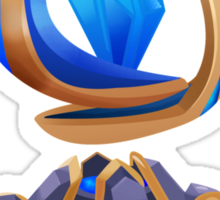 The support League of Legends Sticker