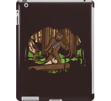 Bigfoot iPad Case/Skin