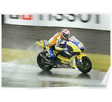 British Moto Grand Prix 5 Poster