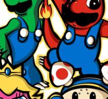 Mariomon Sticker