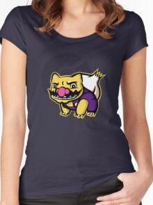 Wariosaur Women's Fitted Scoop T-Shirt