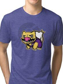 Wariosaur Tri-blend T-Shirt