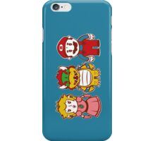 Chibi Mushroom Kingdom iPhone Case/Skin