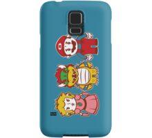 Chibi Mushroom Kingdom Samsung Galaxy Case/Skin