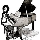 Roy Al Piano for Sarah Vaughn by * RoyAllenHunt *
