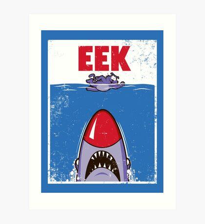 EEK Art Print