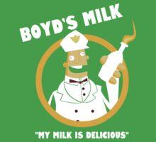 Boyd's Milk Kids Clothes
