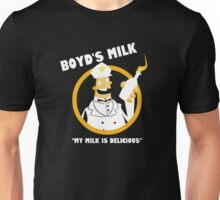 Boyd's Milk Unisex T-Shirt
