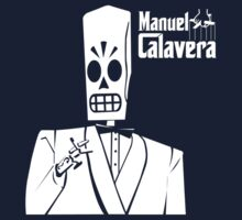 Godfather Manuel Calavera Kids Tee