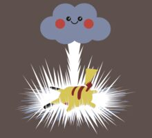 Pikachu's Thunder bolt by Scott Weston