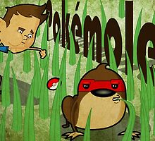 Pokémole by Scott Weston
