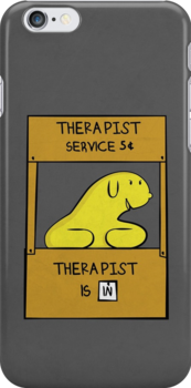 Hand Bananas Therapist Service by Scott Weston