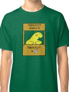 Hand Bananas Therapist Service Classic T-Shirt