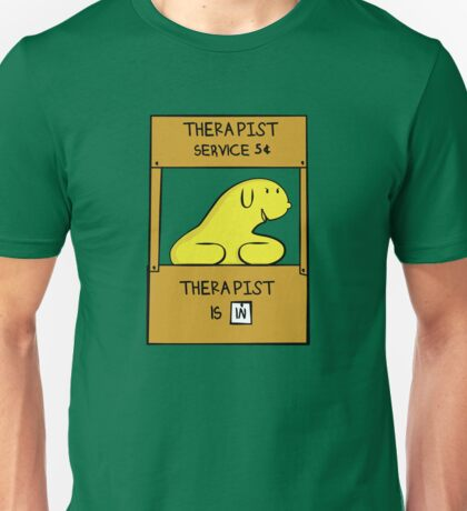 Hand Bananas Therapist Service Unisex T-Shirt