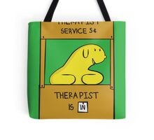 Hand Bananas Therapist Service Tote Bag