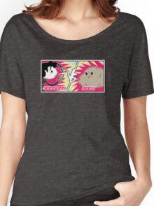 Scissors Vs Rock Women's Relaxed Fit T-Shirt