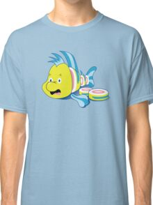 Flounder Sushi Classic T-Shirt