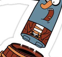 Pop - Up K'nuckles Sticker